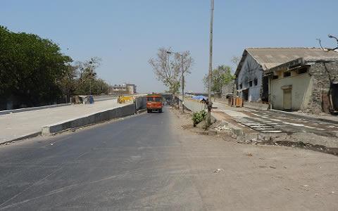 Mumbai Eastern Freeway Orange Gate 1